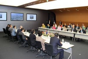 Photo:AIST welcomes G7 Science and Technology Ministers