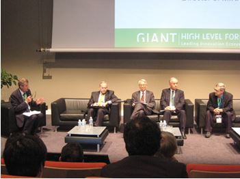 Photo:High Level Forum; Panel Discussion