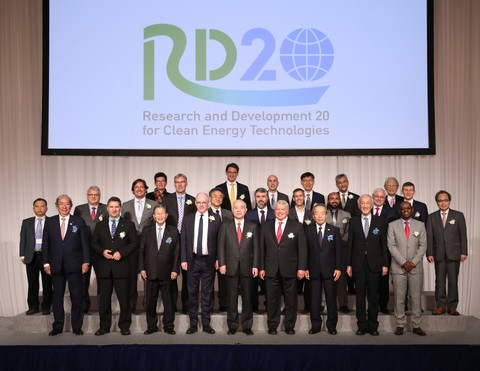 Photo: RD20 Group photo