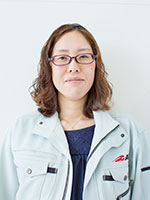 Miki Yoshimune, Senior Researcher