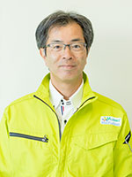 Shu Namiki, Deputy Director, Research Institute
