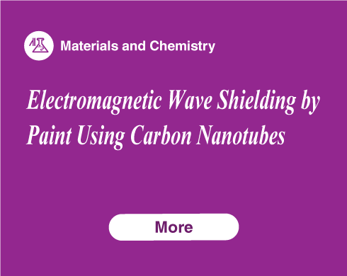 Electromagnetic Wave Shielding by Paint Using Carbon Nanotubes