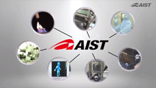 Go to YouTube Introduction video of AIST