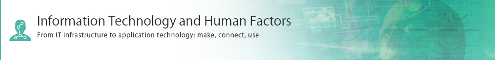 Link Image:Recruitment Information of Information Technology and Human Factors.