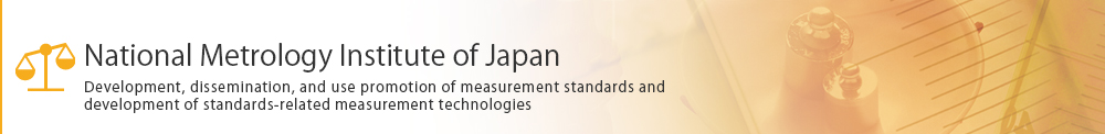 Link Image:Recruitment Information of National Metrology Institute of Japan.