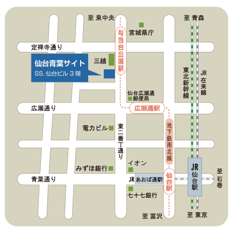 仙台青葉サイト_地図